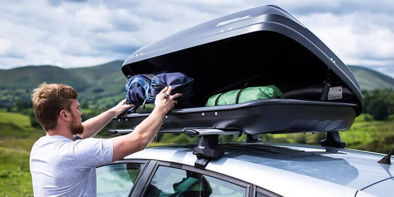 Best Roof Cargo Box