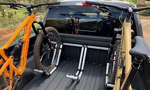 Pipeline Racks Truck Bed 2 Bike Rack