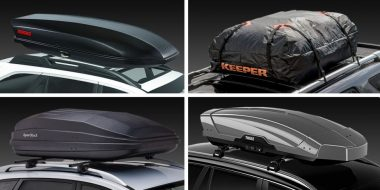 Top 10 Best Cargo Carriers and Roof Boxes for Your Car of 2021