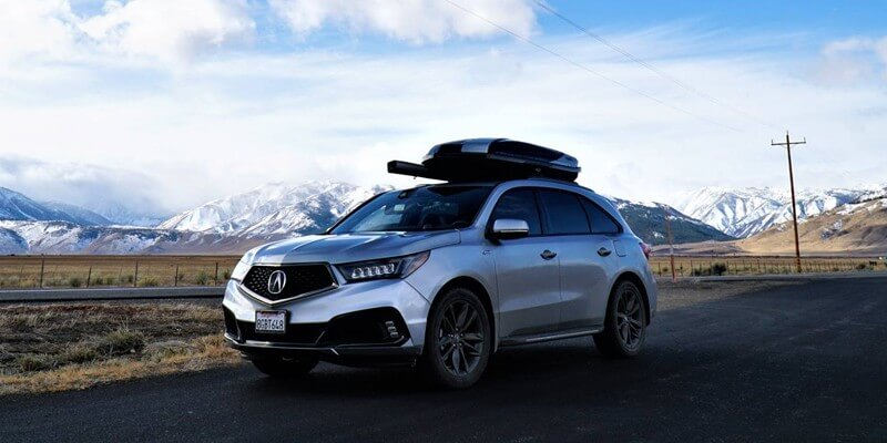Roof Box for Acura MDX