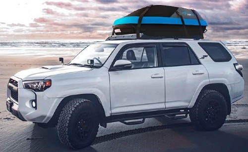STDY Rooftop Cargo Carrier