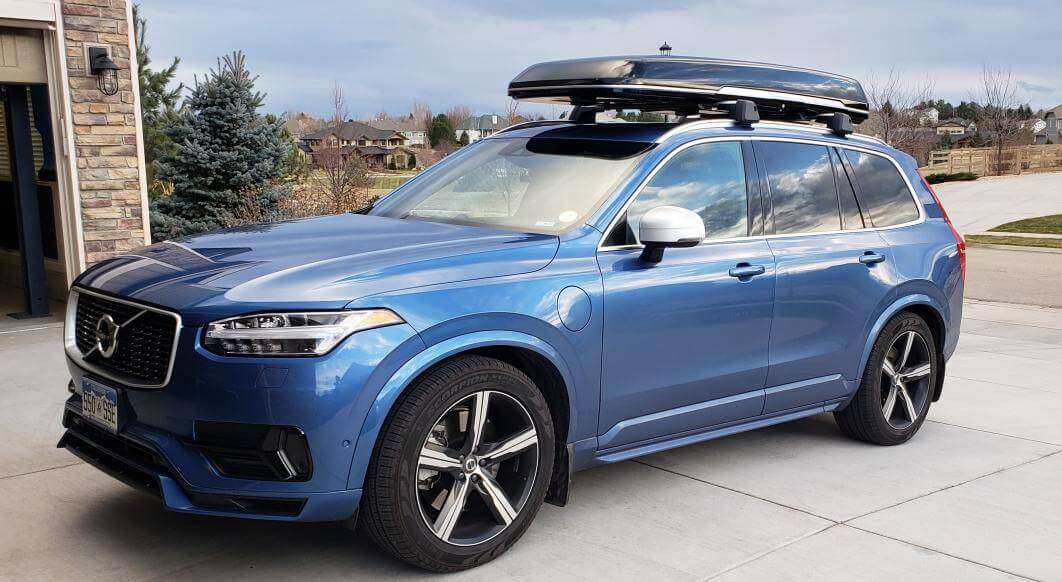 Volvo XC90 Rooftop Carrier