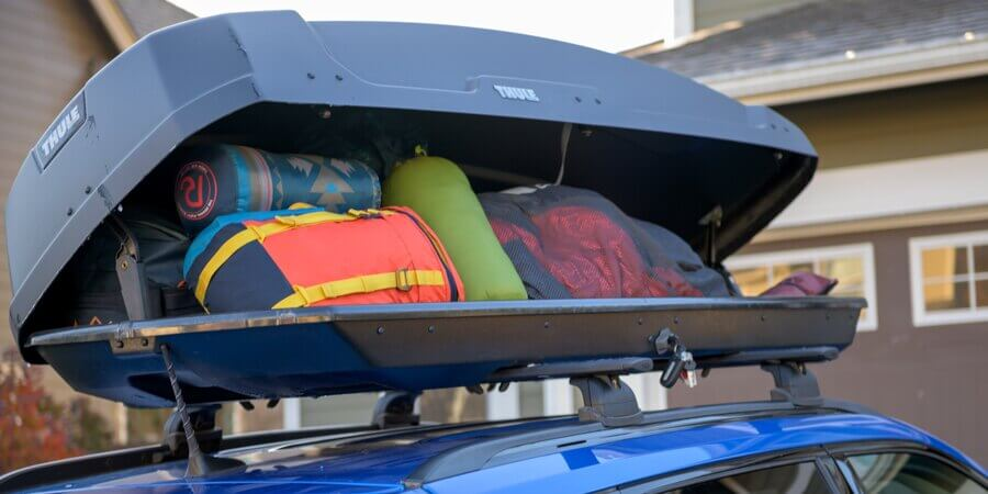 How to Pack Roof Box