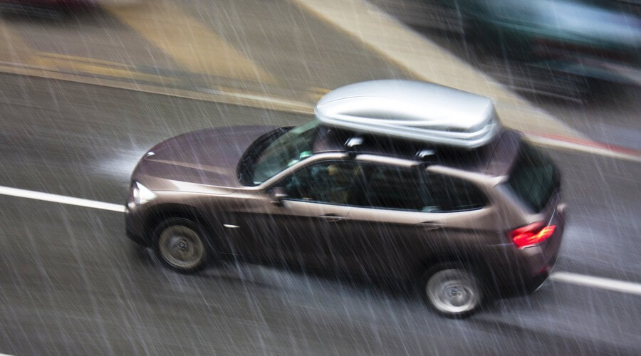 Are Roof Boxes Waterproof