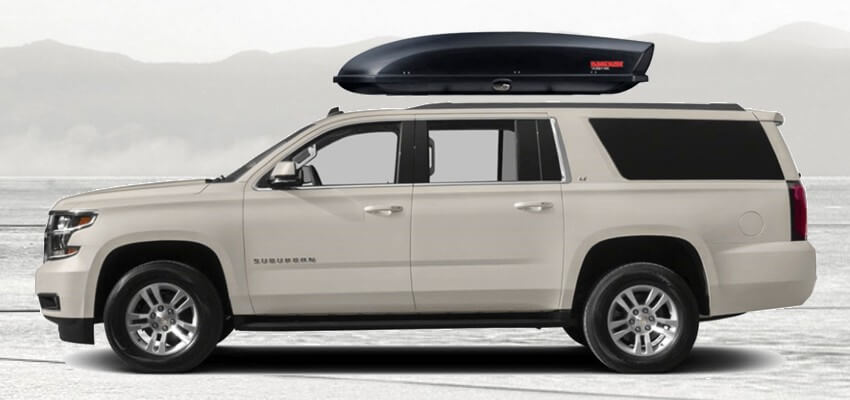 Best Chevy Suburban Roof Cargo Carrier
