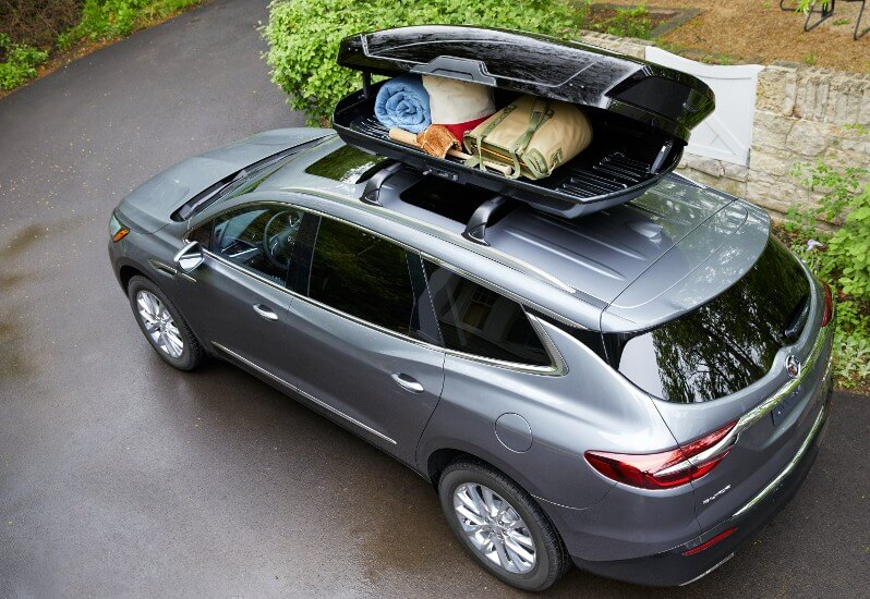 Buick Enclave Roof Cargo