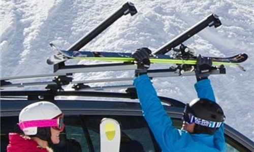 Thule Universal Pull Top Snowboard Carrier