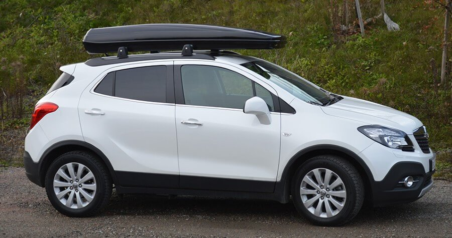 Buick Encore Roof Cargo Carrier