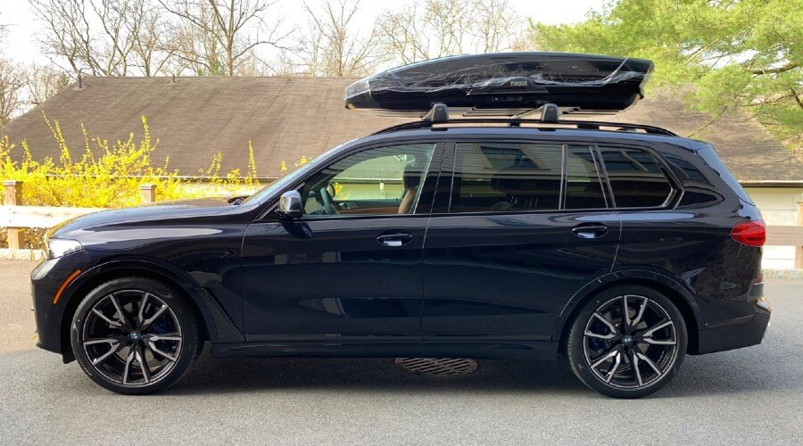 Roof Box for BMW X3