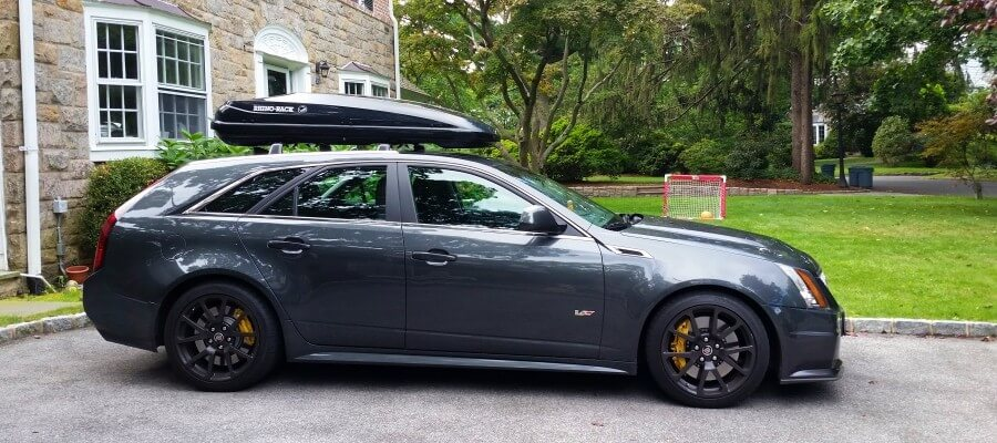 Best Cadillac CTS Roof Boxes